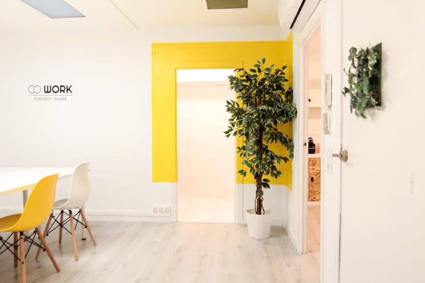nueva sala de reuniones en Lleida Cowork